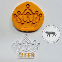 Queen's Crown Silicone Mold
