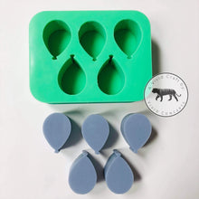 Load image into Gallery viewer, Balloon Wax Melt Silicone Mold Tray