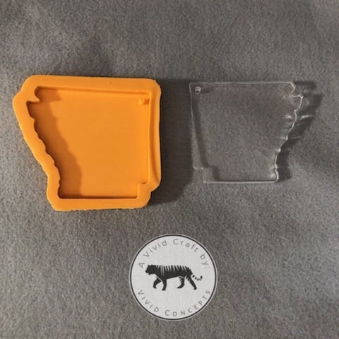 Arkansas Silicone Mold