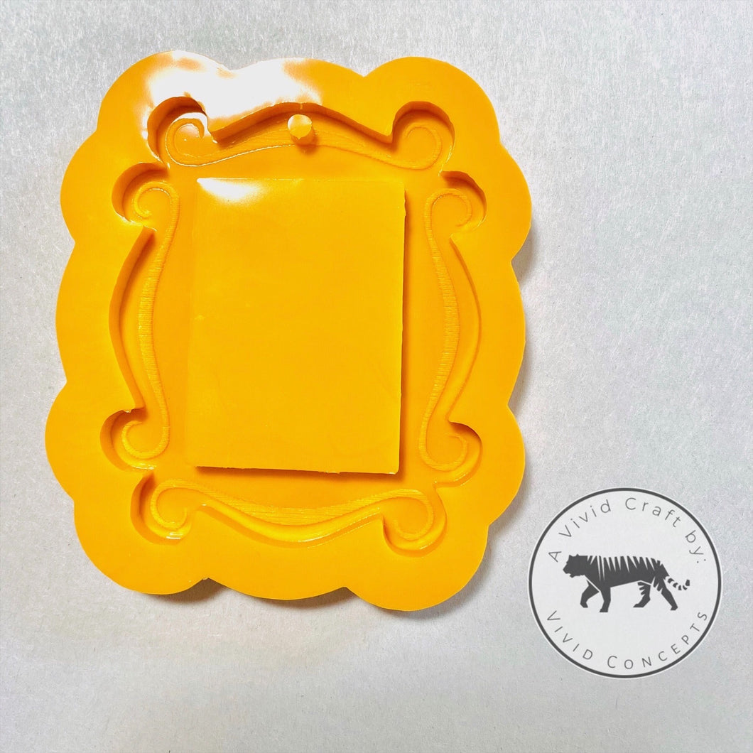 Picture Frame Silicone Mold