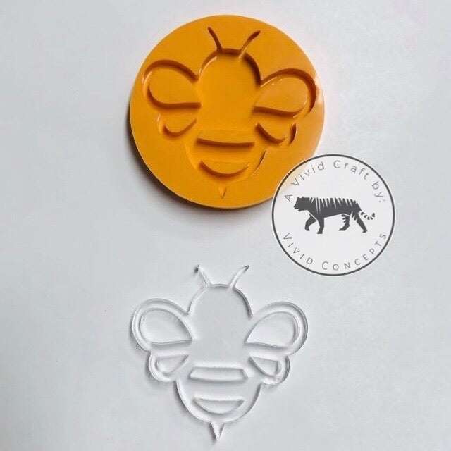 Honey Bee Silicone Mold