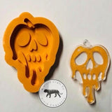 Poison Apple Silicone Mold