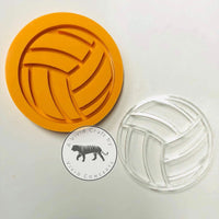Volleyball Silicone Mold