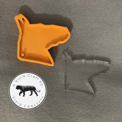 Horse Head Silicone Mold