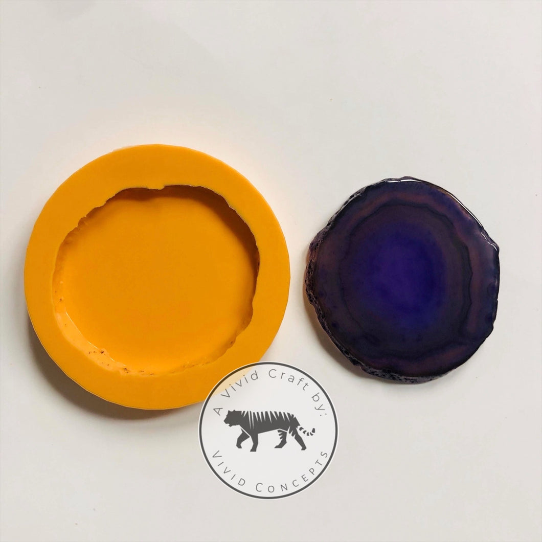 Geode Phone Grippy Silicone Mold