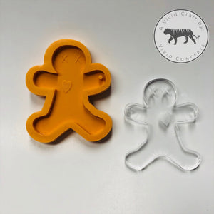 Voo Doo Doll Silicone Mold