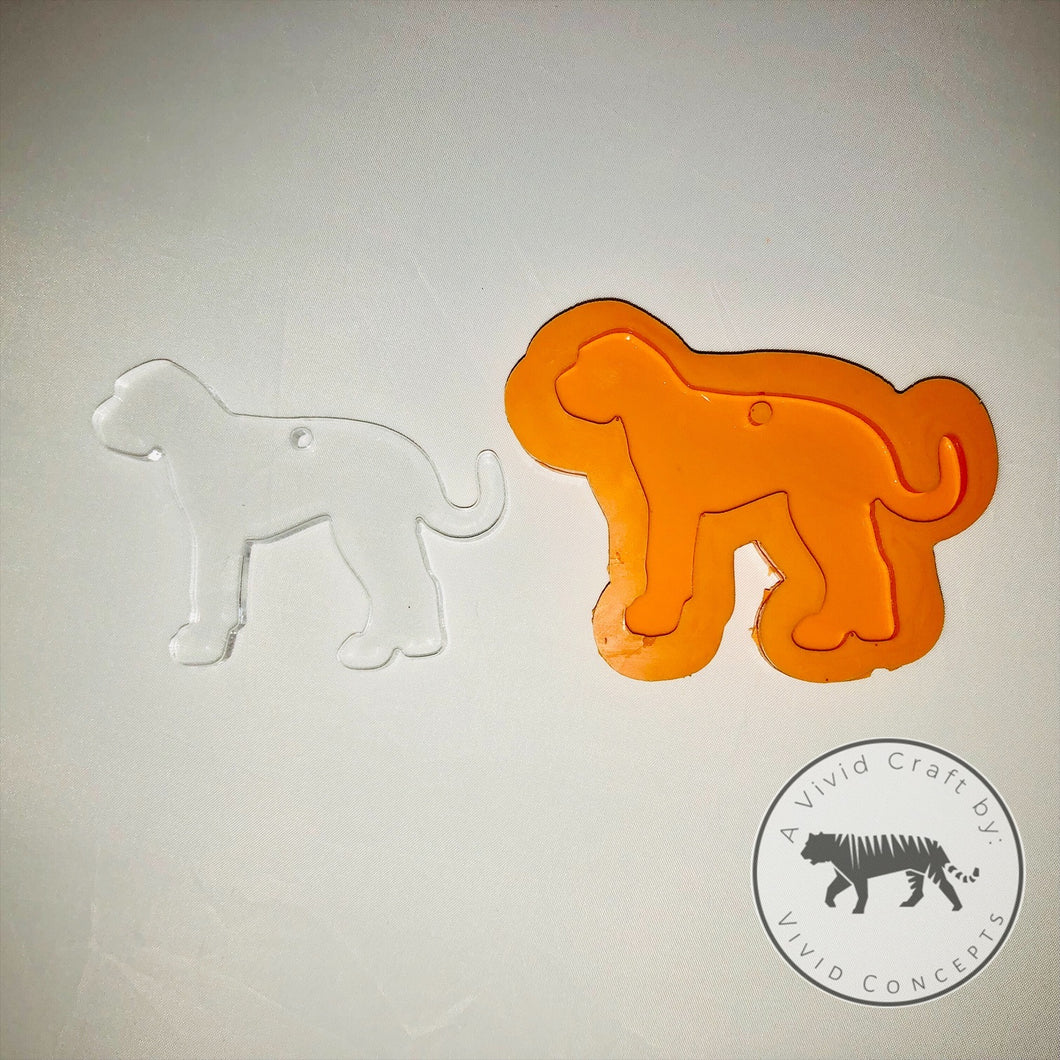 Dog - Great Dane Silicone Mold