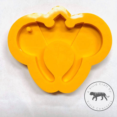 Mouse headband Silicone Mold (King's Crown)