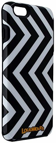 M-Edge Loudmouth Protective Case Cover for iPhone 6S Plus 6 Plus - Zebra Stripes