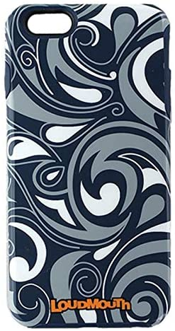 M-Edge Loudmouth Series Case for Apple iPhone 6 Plus - Splash Navy