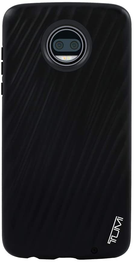Tumi 19 Degree Series Hard Case Motorola Moto Z2 Force- Black
