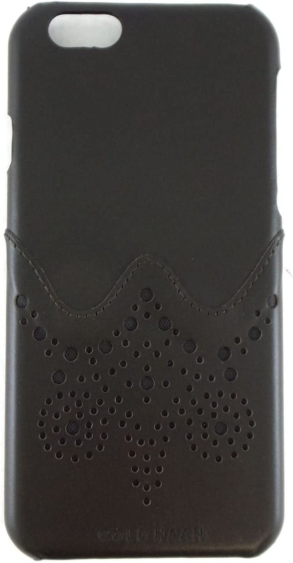 Cole Haan Brogue Case for Apple iPhone 6 and 6s Dark Roast