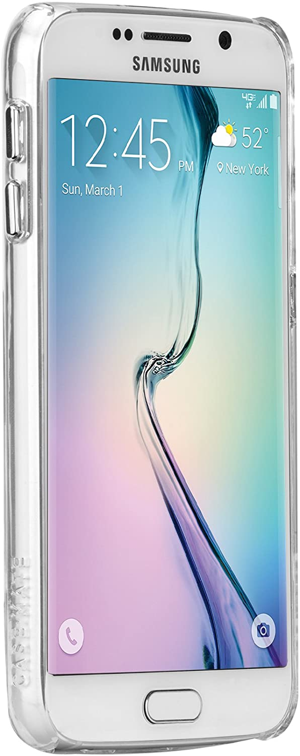 Case-Mate Barely There Case for Samsung Galaxy S6 - Clear