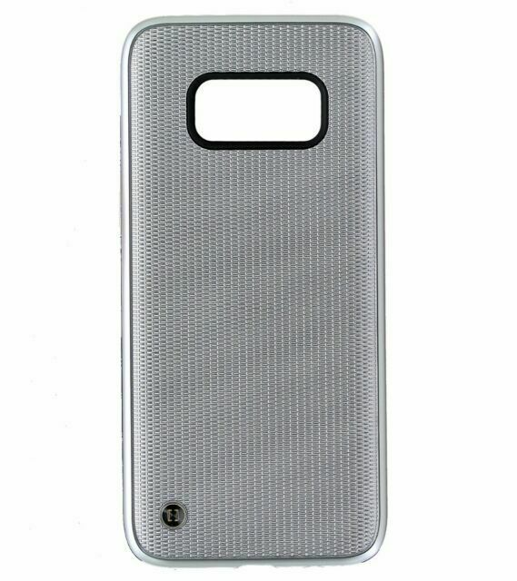 Granite Chain Veil Case for Samsung Galaxy S8 Plus - Dream Silver