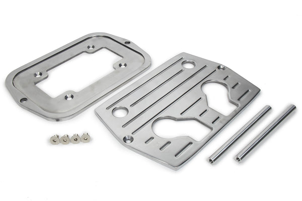 TAYLOR/VERTEX 48220 Billet Alum Battery Tray Optima 34/78 Series Batt