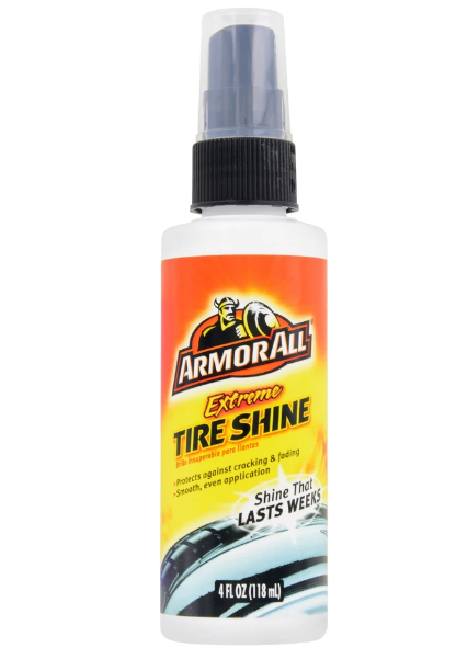 Armor All Extreme Tire Shine, 4 oz, 2 Pack