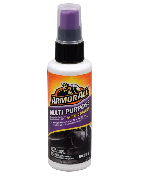 Armor All Multi-Purpose Auto Cleaner, 4 oz 2 Pack