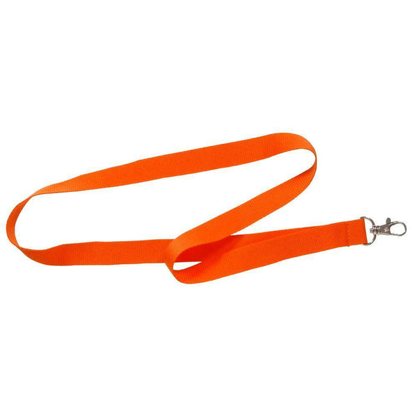 Hillman 712181 Lanyard solid -12 pack Assorted Colors