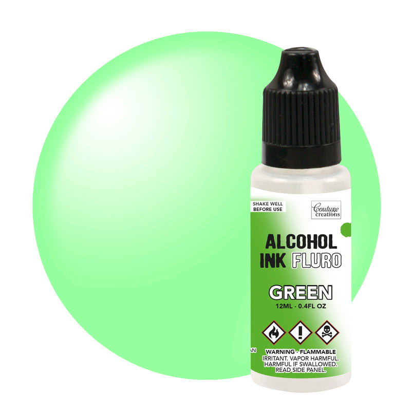 Couture Fluro Alcohol Ink 12ml