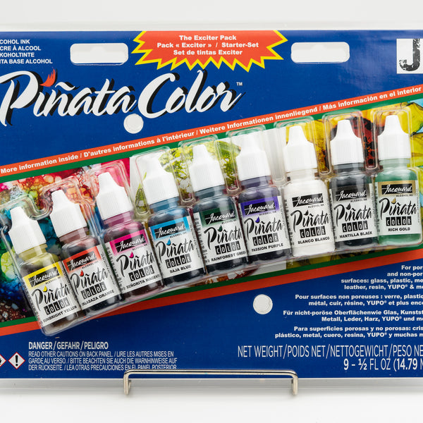 Starter Exciter Pinata 9pk Alcohol inks