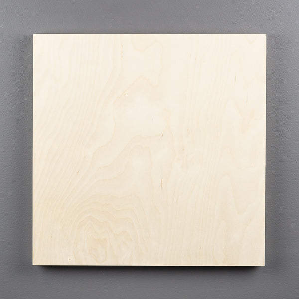 Birch Square art boards all sizes