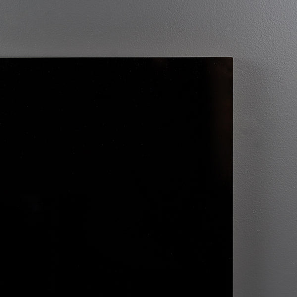 Black Aluminium Rectangle Art Boards