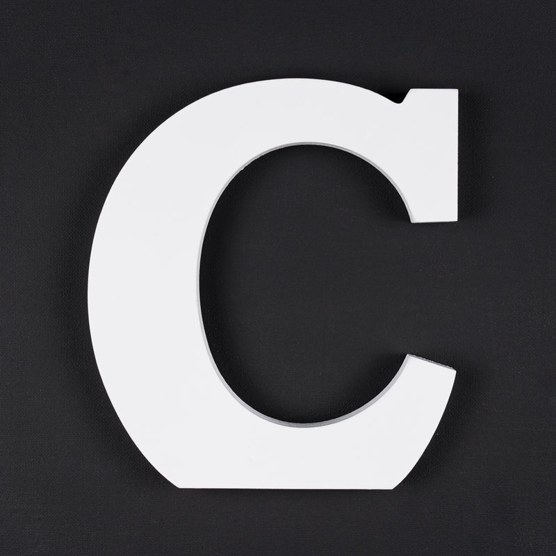 c timber letter
