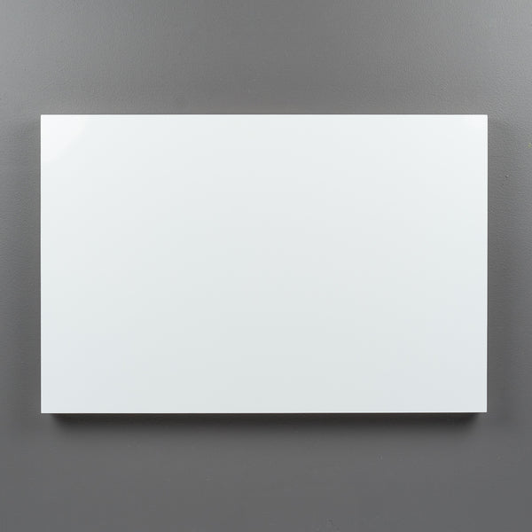 White Aluminium Rectangle Art Boards