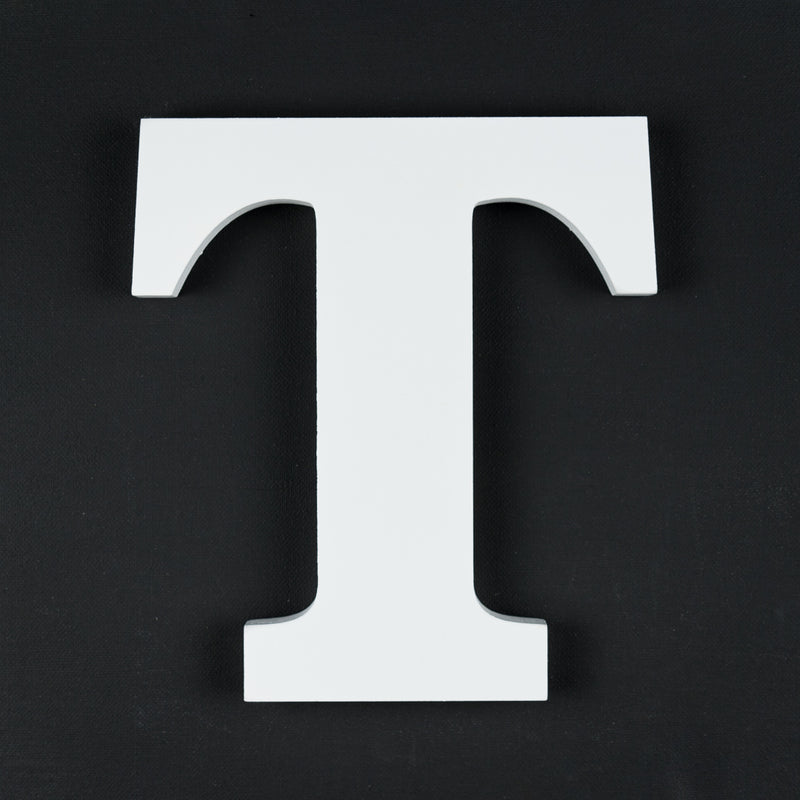 T timber letter