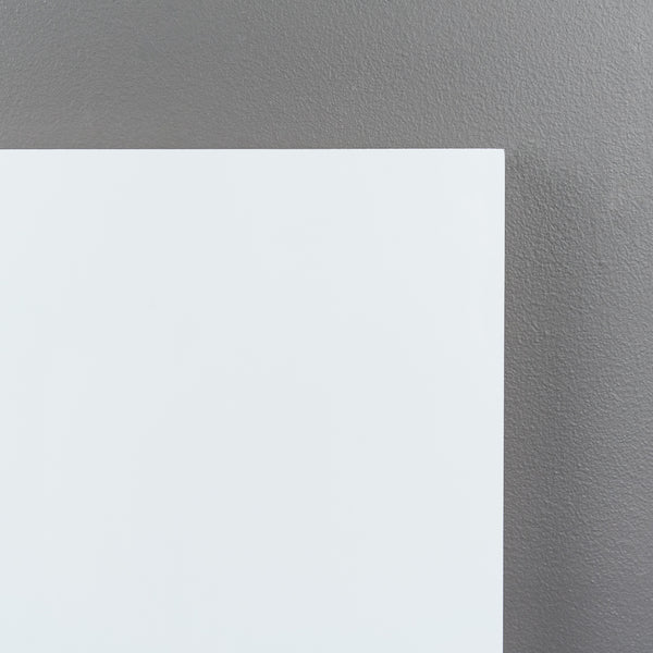 White Aluminium Square Art Boards