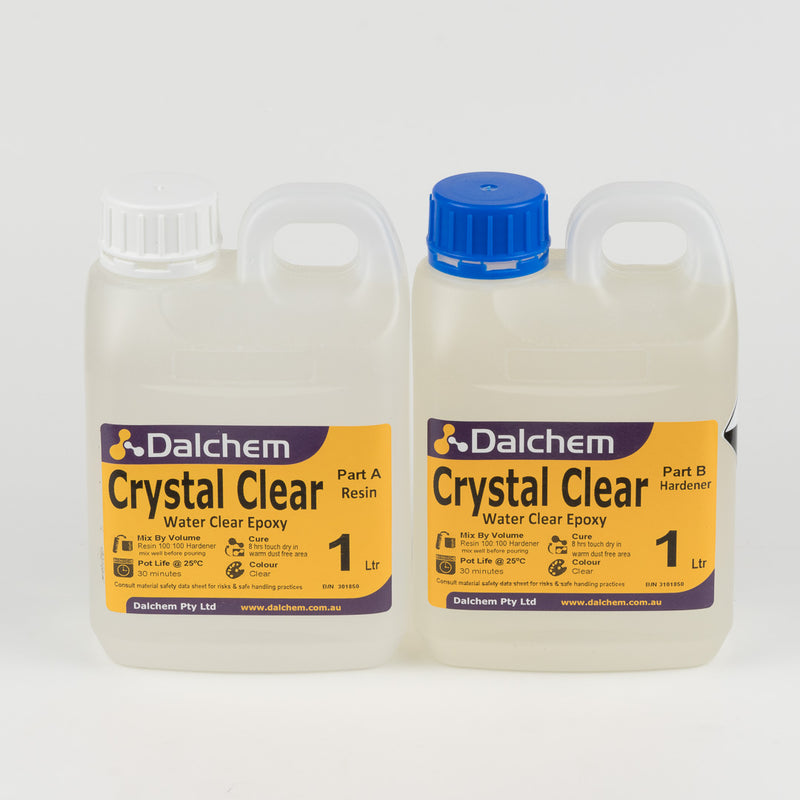 2ltr Dalchem Resin