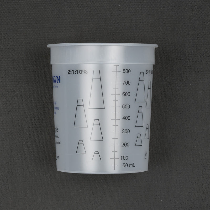 1 litre mixing cup