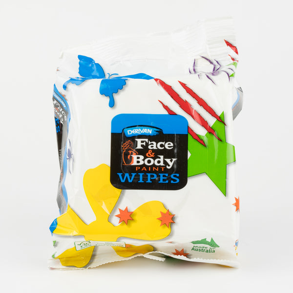 Face Paint Wipes