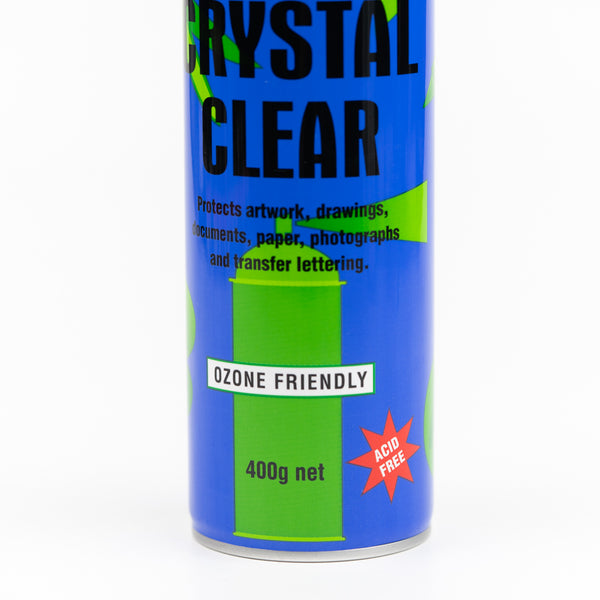 Clear Gloss Protectant Spray, Acid Free 400g