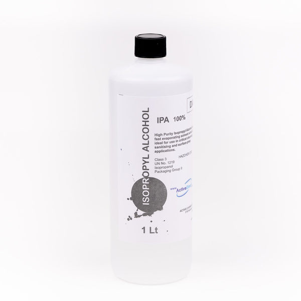 1 litre  100% Isopropyl