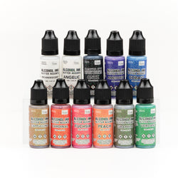 Couture Glitter Alcohol inks 12ml