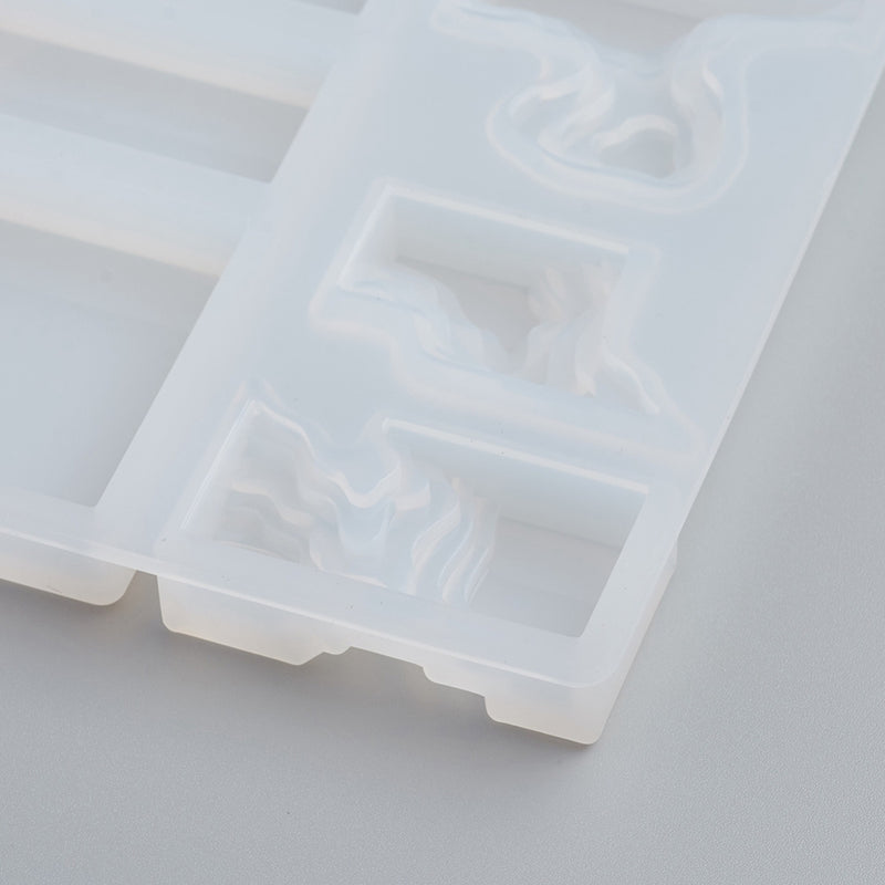 Layered Jewellery Casting Silicone Mould
