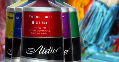 Metallic Acrylic Atelier Paint