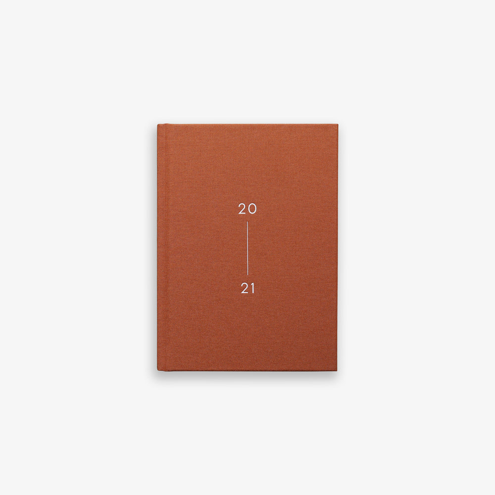 Kartotek Copenhagen 2021 Diary - Leaves Stationery Store