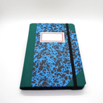 Emilio Braga Cloud Print A6 Notebook - Blue - Leaves Stationery Store