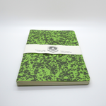 Emilio Braga Cloud Print Stitched A5 Notebooks - Leaves Stationery Store