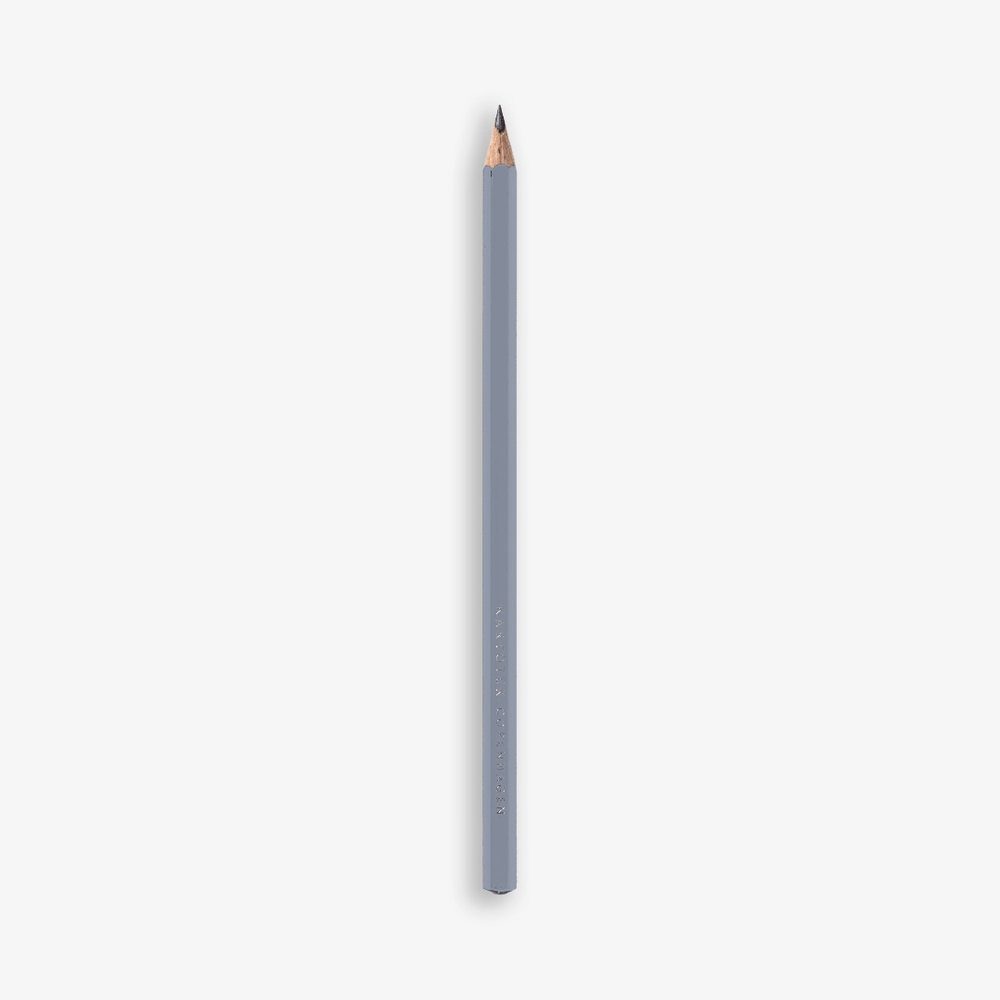 Kartotek Copenhagen Cedar Wood Pencil - Light Blue