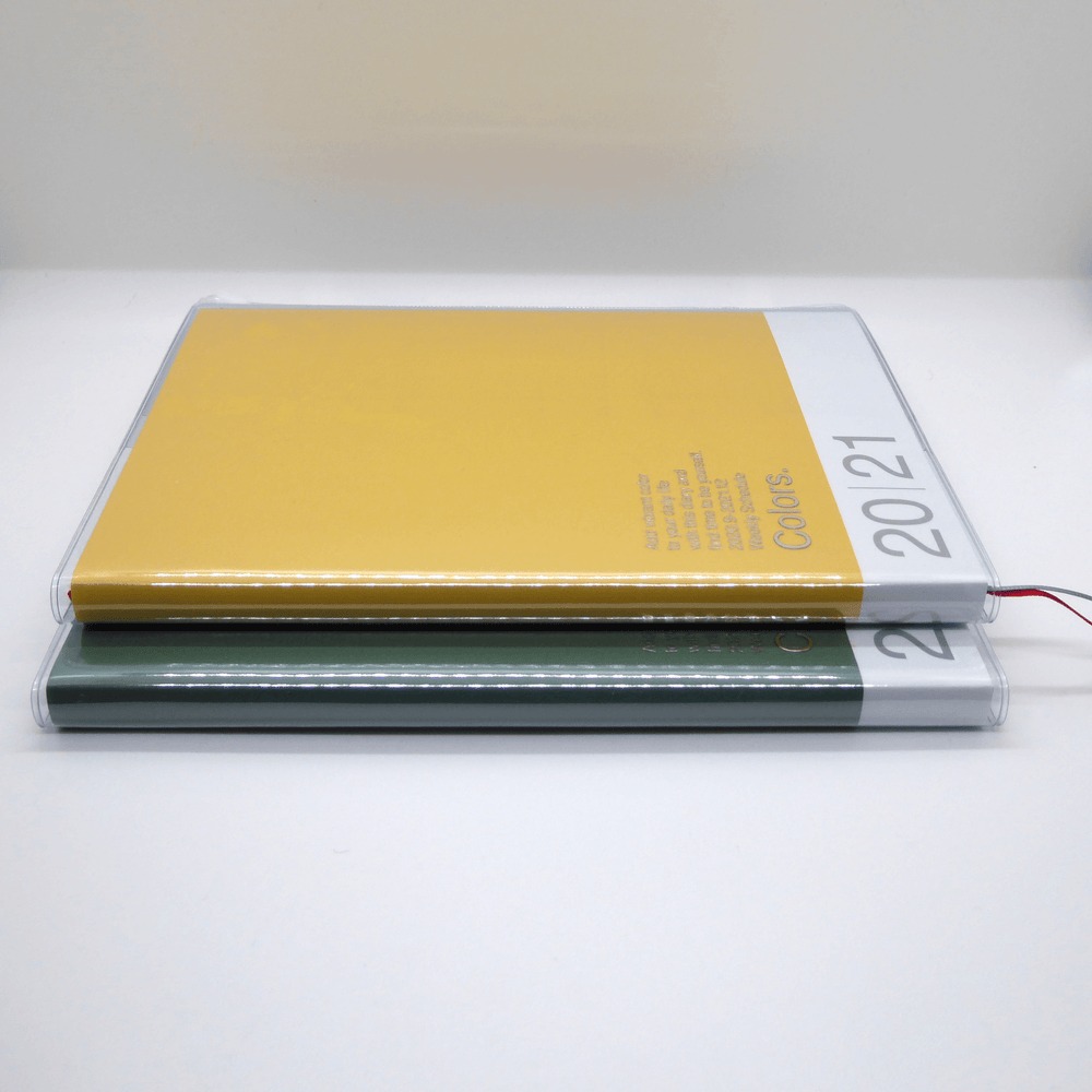 Mark's Inc Colors 2021 Diary A5