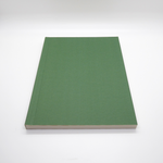 Ola Medium Notebook, Forest Green
