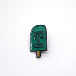 People I've Loved Enamel Pin - Everything Is Cool - Leaves Stationery Store