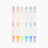 Poketo Double Tip Highlighters - Leaves Stationery Store