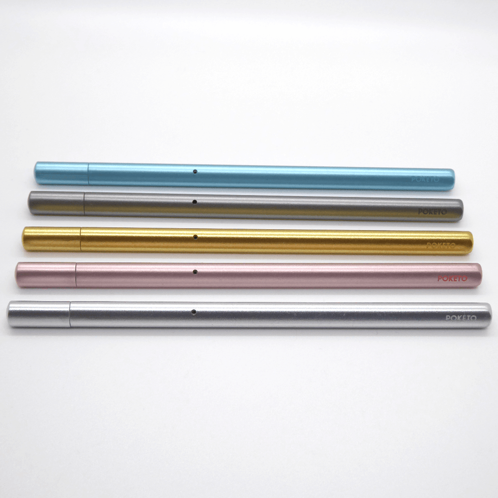 Poketo Prism Fine Tip Rollerball Pen - Leaves Stationery Store