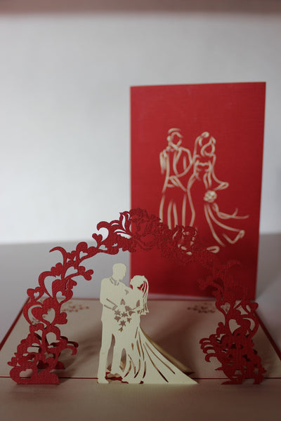 Wedding Card-Couple
