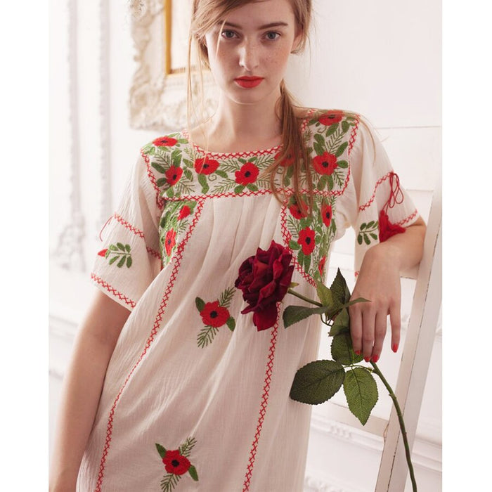 Tunic dress autumn 2019