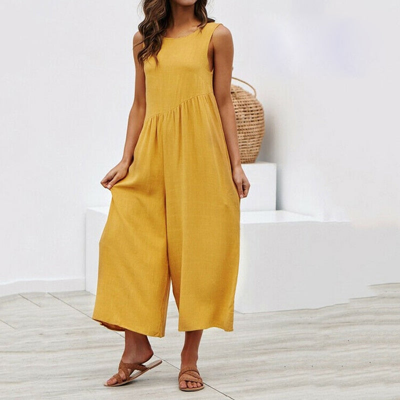 Casual  Women Jumpsuit